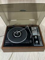 Vintage KLH Model Thirty Four 34 Turntable Record Player FM Stereo -Repair/Parts