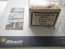 Gleitringdichtung rotor 70 mm carbono/Viton/Garrett Liquid 70mm g.l.i