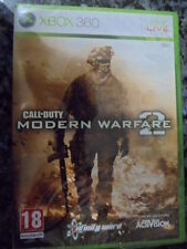 CALL OF DUTY Modern Warfare 2 shooters acción Xbox 360 Live en castellano