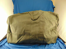 Dated 1975 US Army Field Pack Duffle Bag Olive Drab Canvas Post Vietnam War