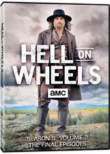Hell On Wheels: Season 5, Vol. 2 - The Final Episodes [New DVD] Subtitled
