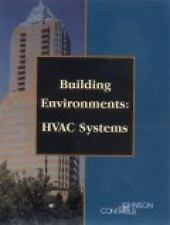Building Environments : HVAC Systems by Alan J. Zajac and Delmar Publishers...