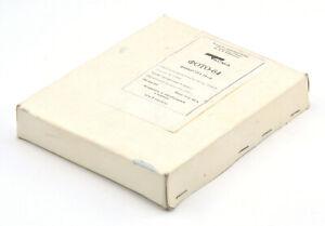 "100 Sheets Tasma Foto-64 13x18cm (5.11x7.08"") Negative B&W Sheet Film!"