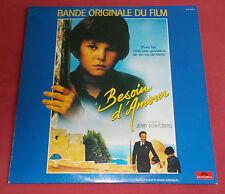 BESOIN D'AMOUR  ORIG  LP FR    BOF MICHAEL HOPPE ET CARLOS FRANZETTI