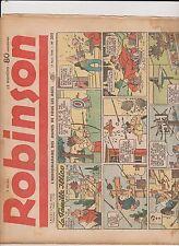 ROBINSON n°203 - 17 mars 1940. taché