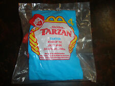 McDonald's---Tarzan---1999---Tantor #4---Wind-Up Toy---Factory Sealed