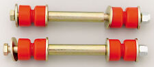 1982-1992 Camaro/Firebird Polyurethane Front Sway Bar End Links RED ENS-9.8117R