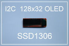"I2C 0.91"" 128x32 Monochrome OLED display module ( compatible Arduino )"