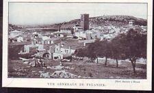 1911  --  VUE GENERALE DE FELANITX  W132
