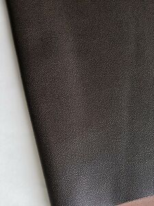 Genuine Dark Brown Leather Hide - Leather Sheets, Leather Real Leather Pieces