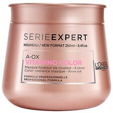 L'OREAL Serie Expert A-OX Vitamino Color Mask, 250ml Color Treated Hair NEW