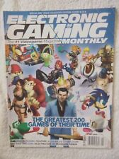 44157 Issue 200 Electronic Gaming Monthly Magazine 2006