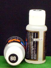 Olio silicone per ammortizzatori gradazione 600