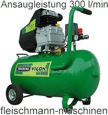 Prebena Kolbenkompressor VIGON 300 Kompressor 300l/min inkl. Luftbereifte Räder