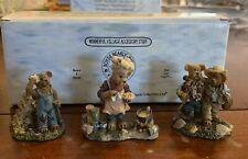Boyds Bear Village Accessory Edmunds Hideway