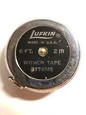 Lufkin Woven Tape Measure #3176ME