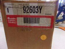 92603Y Amber Revolving Warning Light Lamp Safety Truck Tractor Plow ForktrucK