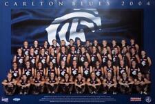 2000s Carlton Blues AFL & Australian Rules Football Memorabilia