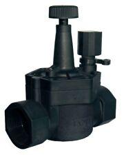 """Elettrovalvola irrigazione 2"""" femmina Rain RN 160 Plus 24Vac controllo flusso"""