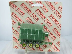 STANDI TOYS PORTABLE GRAIN DRYER  Green Trailer  SEALED NOS On Card