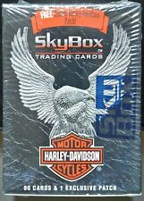 1994 HARLEY-DAVIDSON MOTORCYCLES SKYBOX TRADING CARDS-Tribute to US Armed Forces