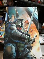 TMNT: The Last Ronin #1 (Exclusive Virgin Variant- Jason Metcalf) limited to 600