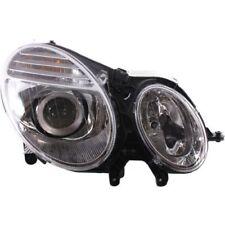For Prelude 92-96, Passenger Side Headlight, Clear Lens