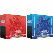 Pokemon Sword And Shield 5 Battle Styles Elite Trainer Box Random Color
