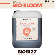 5L Biobizz Bloom Organic Plant Nutrient Food Hydroponics top Bio Bizz Dutch Grow