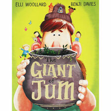 Preschool Bedtime Story Book: THE GIANT OF JUM by Elli Woollard - NEW
