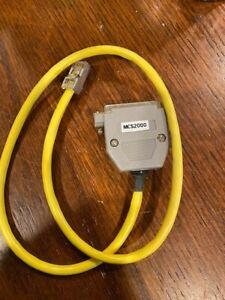 Programming RIB Cable Motorola MCS2000 New TESTED