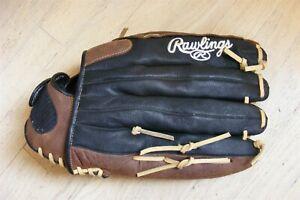 "Rawlings Renegade Baseball Softball Glove 14"" - Left Hand Thrower RL140B"