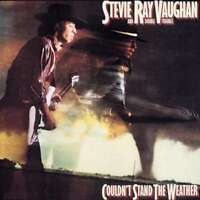 New STEVIE RAY VAUGHAN & DOUBLE TROUBLE - Couldn't Stand the Weather CD