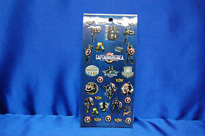 Captain America Avengers Party Set # 18 Tablecover Cups Napkins Invites PLates
