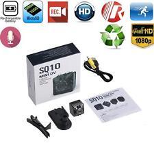 Mini DV Camera 1080P Full HD IR Night Vision DVR Video Recorder SQ10
