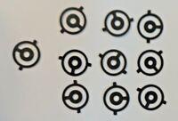 ANSCHÜTZ Ringkorn M 16, Set 10 Stück, für Modell 220, 250, 275, 330, 333, 335, 3