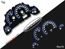 LETRONIX Plasma Tacho Tachoscheiben EL-Dash Opel Tigra 2 Corsa C 220K 2F