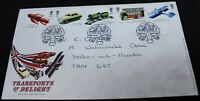 2003 Royal Mail Transports Of Delight FDC | First Day Covers | KM Coins
