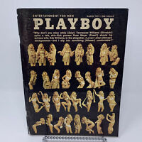 Playboy Magazine March 1973 Contemporary Legends, Joe Frazier