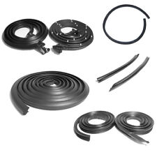 66-67 Chevelle Malibu Weatherstrip Seal Kit 8 Pieces 2 Door Coupe New USA MADE