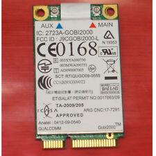 UMTS Lenovo ThinkPad FRU 60Y3263 Qualcomm Gobi2000 G3 T510 W510 T410 X100E X201