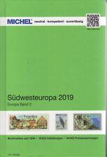 MICHEL-Katalog Südwesteuropa  2019   gebraucht aber fasst wie neu