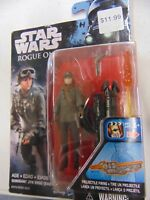 STAR WARS ROGUE ONE SERGEANT JYN ERSO ACTION FIGURE NEW!!! GM1090