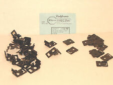 1964 1965 Buick Special Convertible Top Boot Clip Set of 16