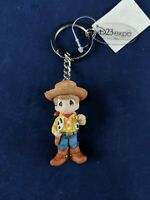 DISNEY D23 Expo 2019 Woody Toy Story Precious Moments Exclusive Keychain
