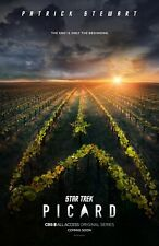 "Star Trek: Picard  ( 11"" x 17"" ) Collector's Poster Print - B2G1F"