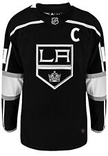 Los Angeles Kings Adidas Anze Kopitar Authentic Pro Jersey Black 50/M