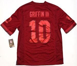 NEW Nike NFL Players Redskins Robert Griffin III Men's Football Jersey M