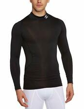 Umbro Baselayer Long Sleeve Mock Neck Black Large Td002 ii 05