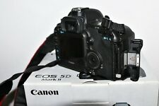 Canon EOS 5D Mark II 21.1MP Digital SLR Camera - plus accessories